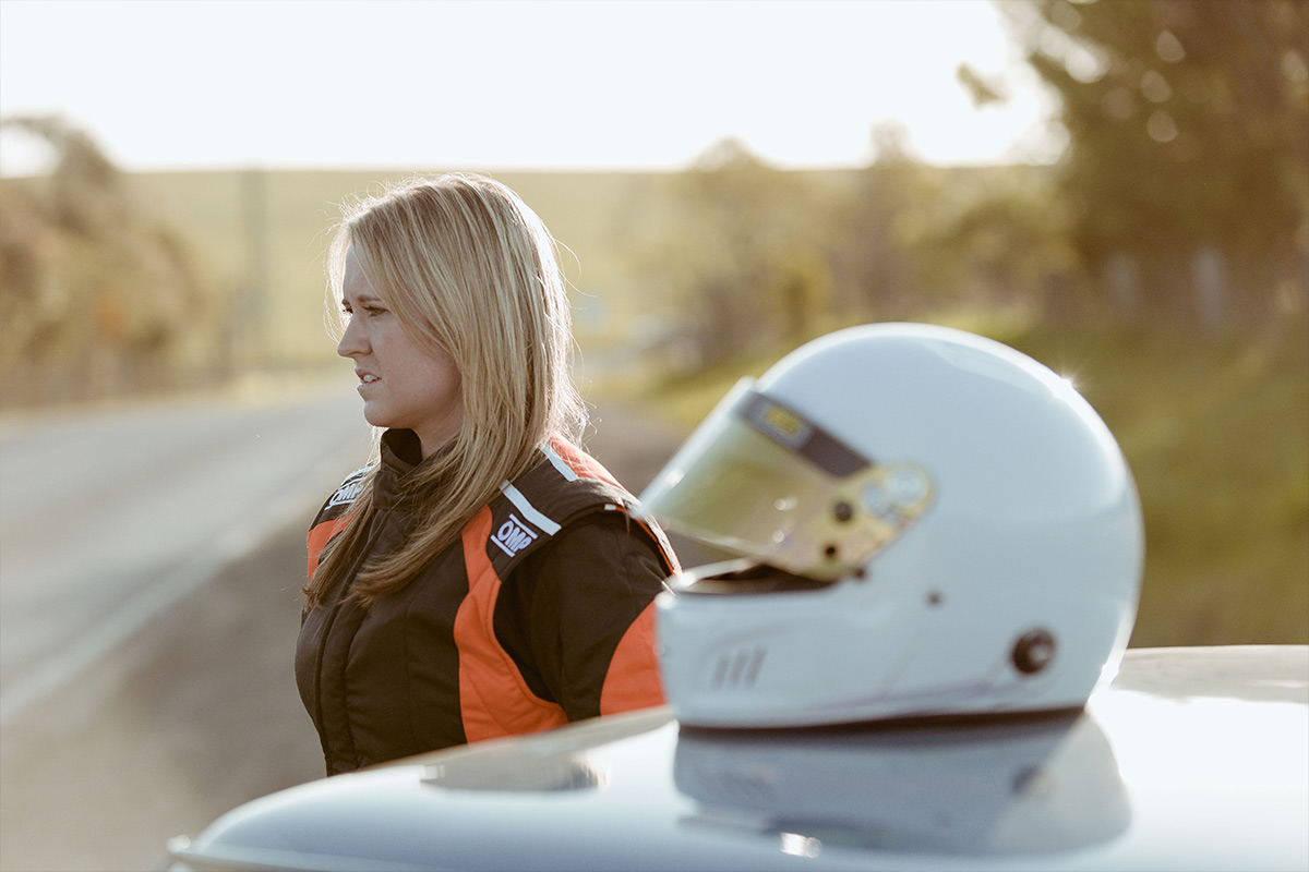 Linda Devlin, Fastest Female Driver of Historic Touring Cars in 2010